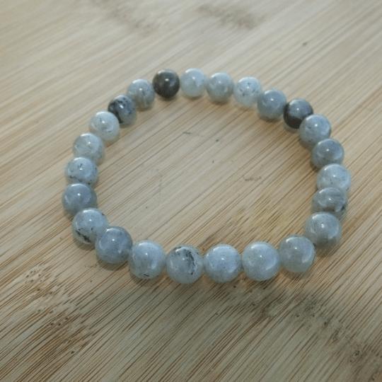 labradorite bijou bracelet