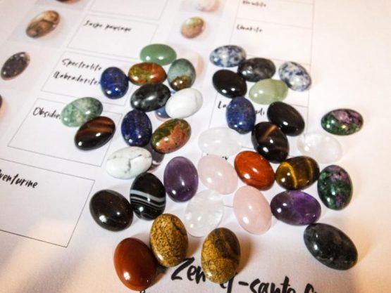 cabochon pierre naturelle