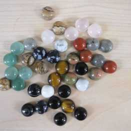 lot de cabochons 8mm