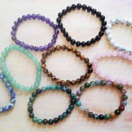 bracelet en pierres naturelle