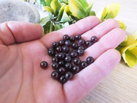 grenat perle