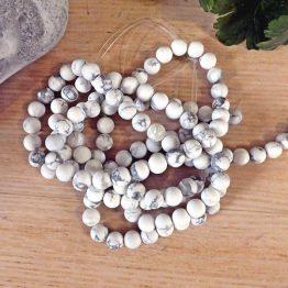 perles en howlite