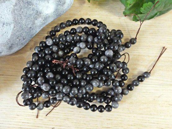 oeil céleste obsidienne 8mm