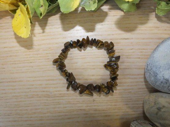bracelet oeil de tigre homme
