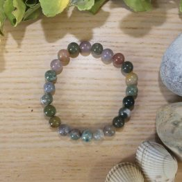 agate indienne bracelet