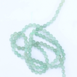 aventurine vert perles 6mm