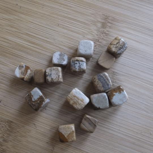 jaspe paysage pierre