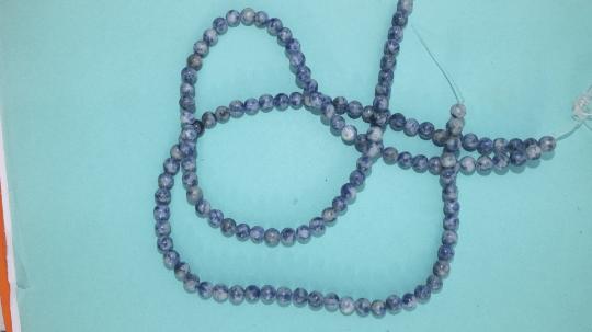 sodalite perle