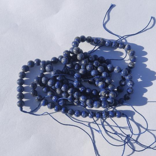 perle lapis lazuli vertu