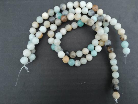 amazonite perle 8mm