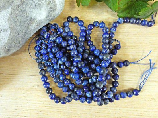 lapis lazuli perle