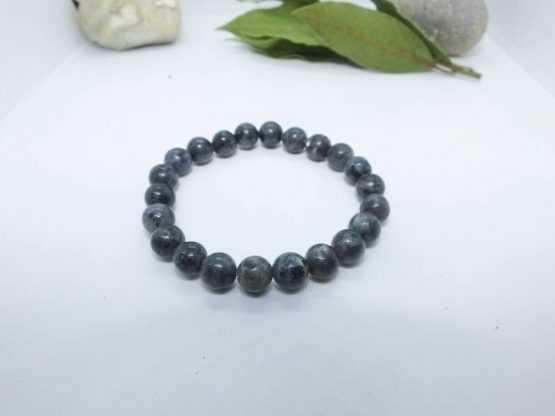 bracelet pierre spectrolite labradorite