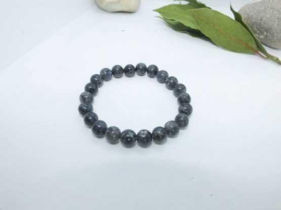 bracelet perles spectolite