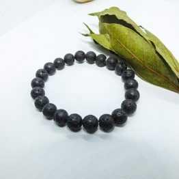 bracelet pierre de lave