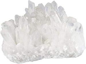 cristal de roche perte de poids