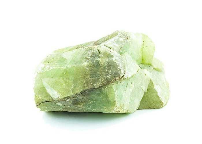 vrai jade bloc brut