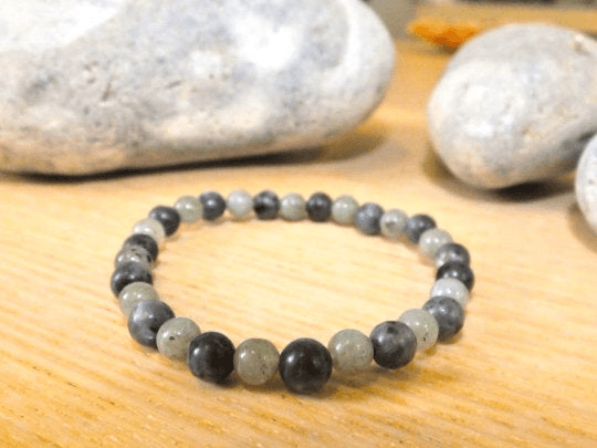 bracelet labradorite spectrolite