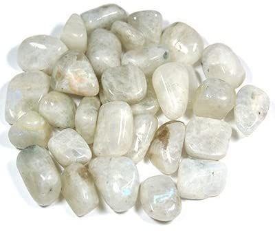 pierres roulées pierre de lune