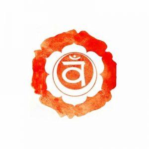 chakra sacré orange