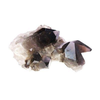 quartz fumé brute
