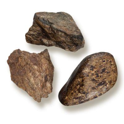 pierre brut bronzite